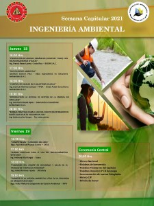 Ciclo de Conferencias Ingeniería Ambiental
